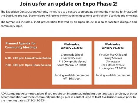 Expo January 2013