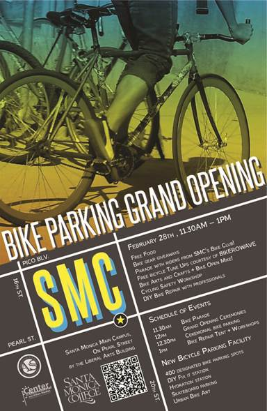 SMC Bike Corral flyer