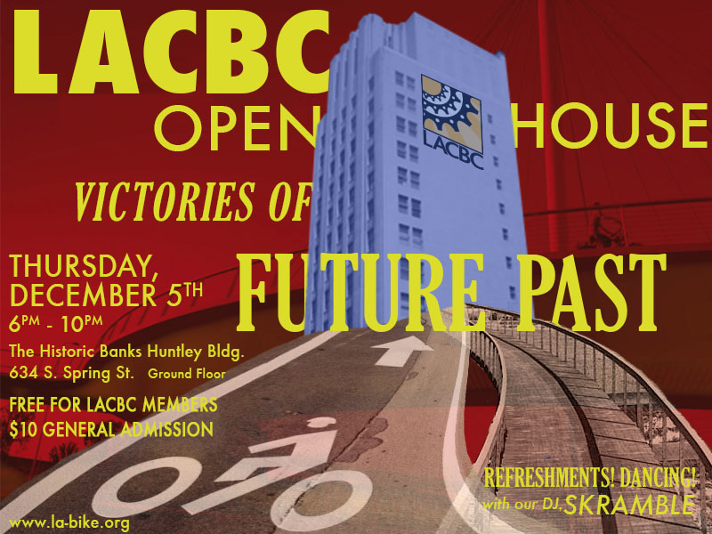LACBC Open House Flyer