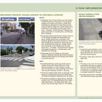 Broadway Bikeway, Bike Action Plan