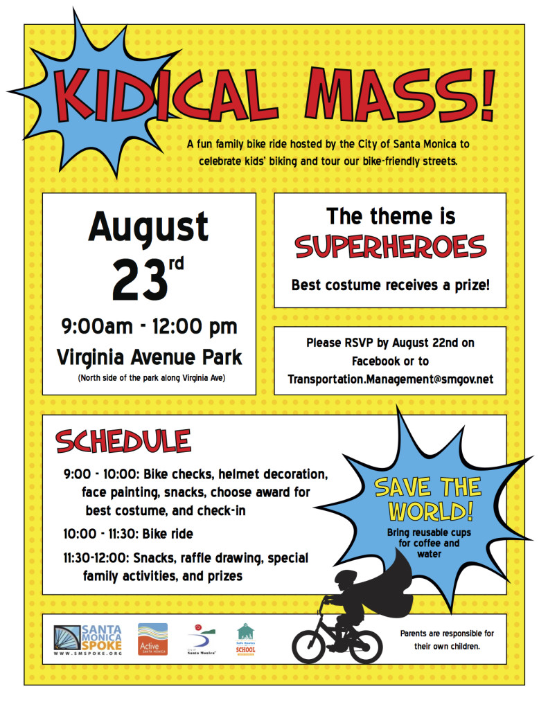 Kidical Mass flyer_Aug2014 Letter Size