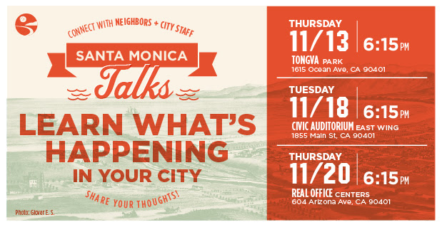 Santa Monica Talks 2014