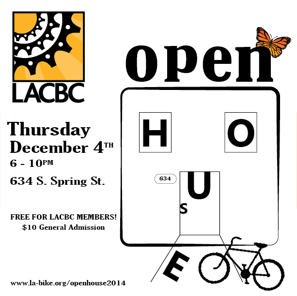 LACBC Open House 2014