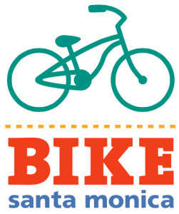 bike santa monica/  MS team logo 1