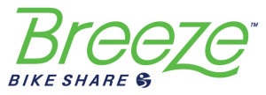 Breeze Bike Share Logo