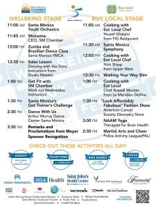Wellbeing Festival 2015 -1