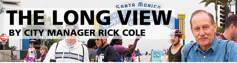 The Long View: Rick Cole blog
