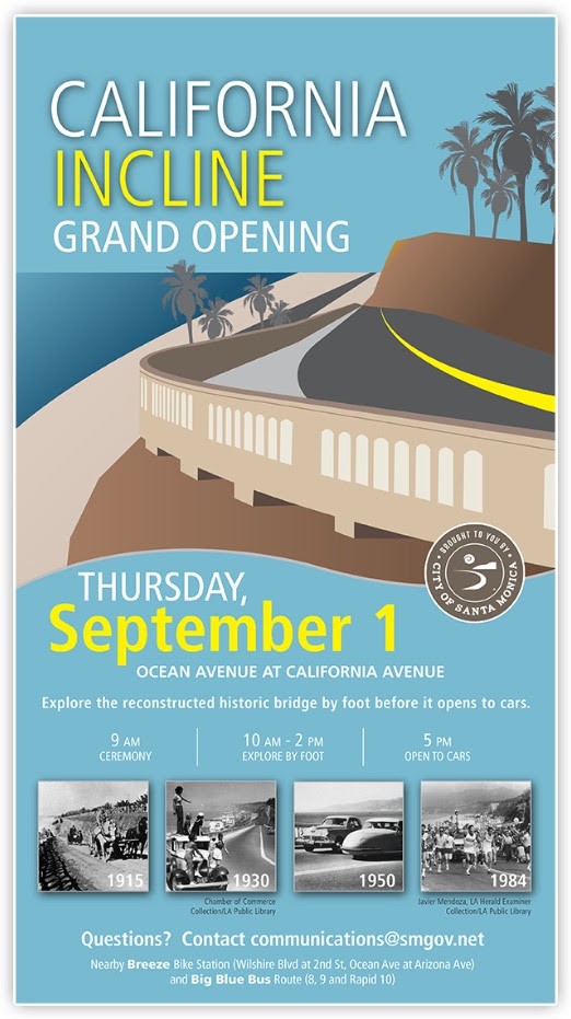 California Incline Grand Opening